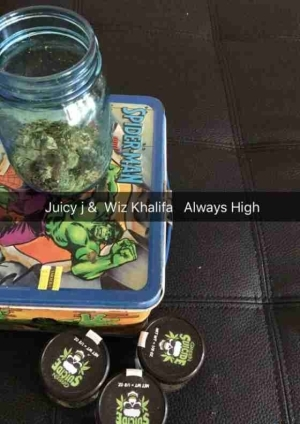 Juicy J & Wiz Khalifa - Always High [Prod. by Juicy J & Crazy Mike]